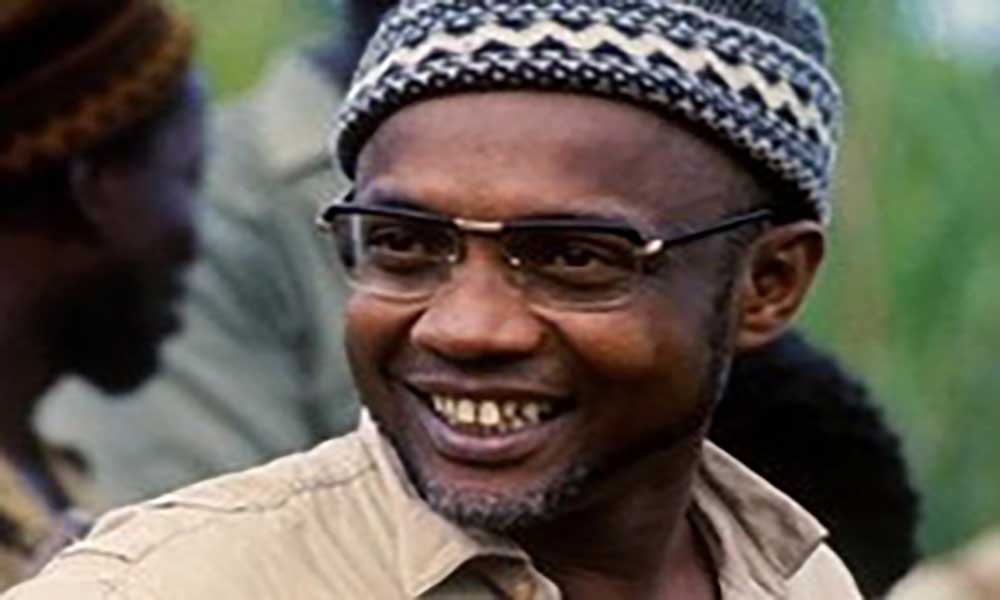 Postais de Amílcar Cabral no Vaticano