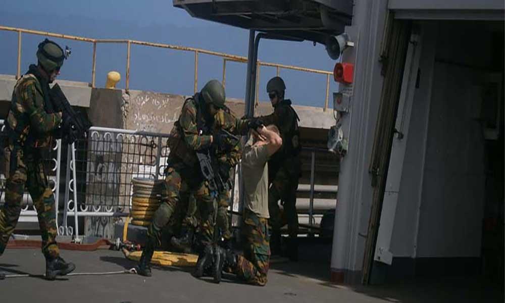Cabo Verde acolhe exercício para combate a ilícitos marítimos na África Ocidental