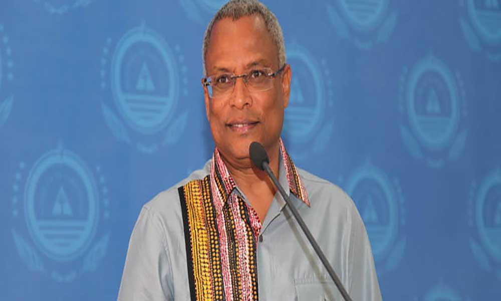 PM nas festa de São João em Porto Novo e de São Pedro em São Nicolau