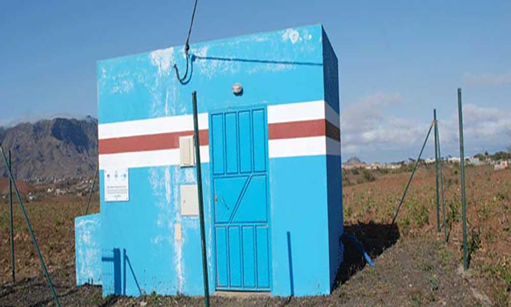 Santa Catarina: Reservatórios de distribuição de água para rede pública vandalizados