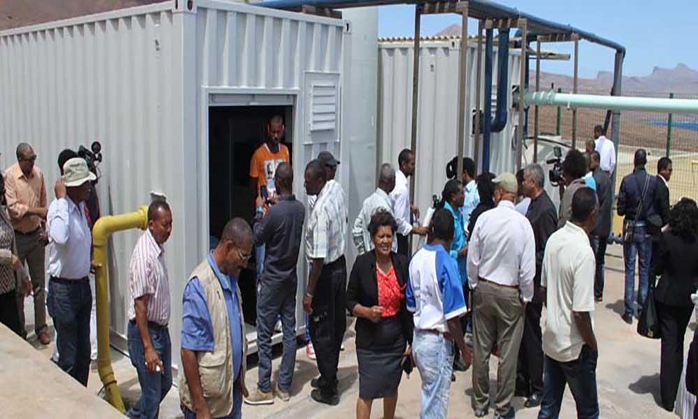 Ribeira Brava: Entrada em funcionamento da dessalinizadora liberta água dos furos para agricultura