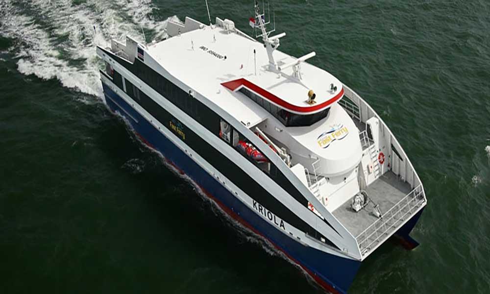 """Ferry Kriola só voltará a navegar quando resolver """"problemas graves"""" de segurança – AMP"""