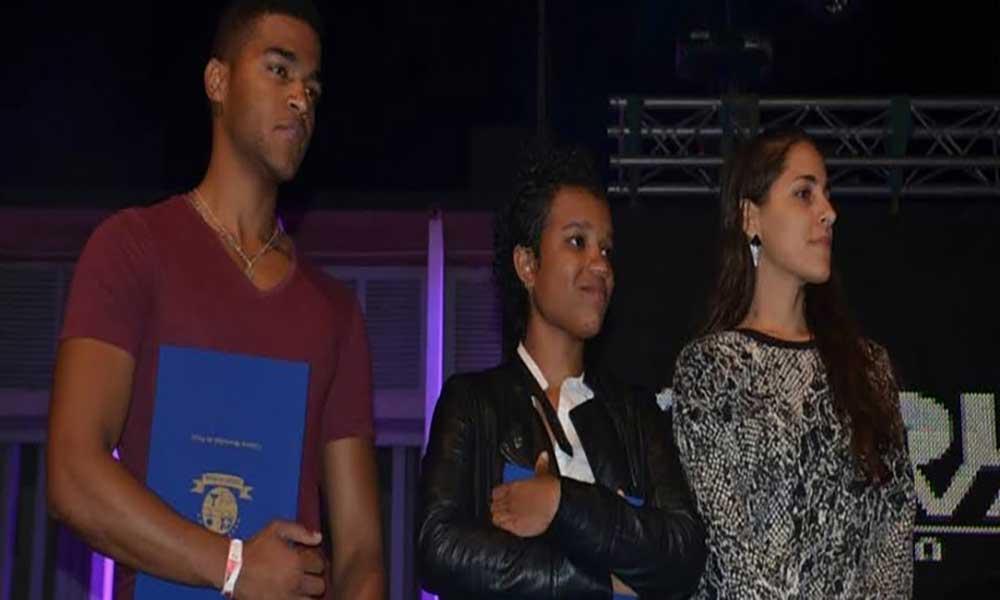 Nely Cruz, Sara Alhinho e Khaly conseguem bolsa para Berklee College