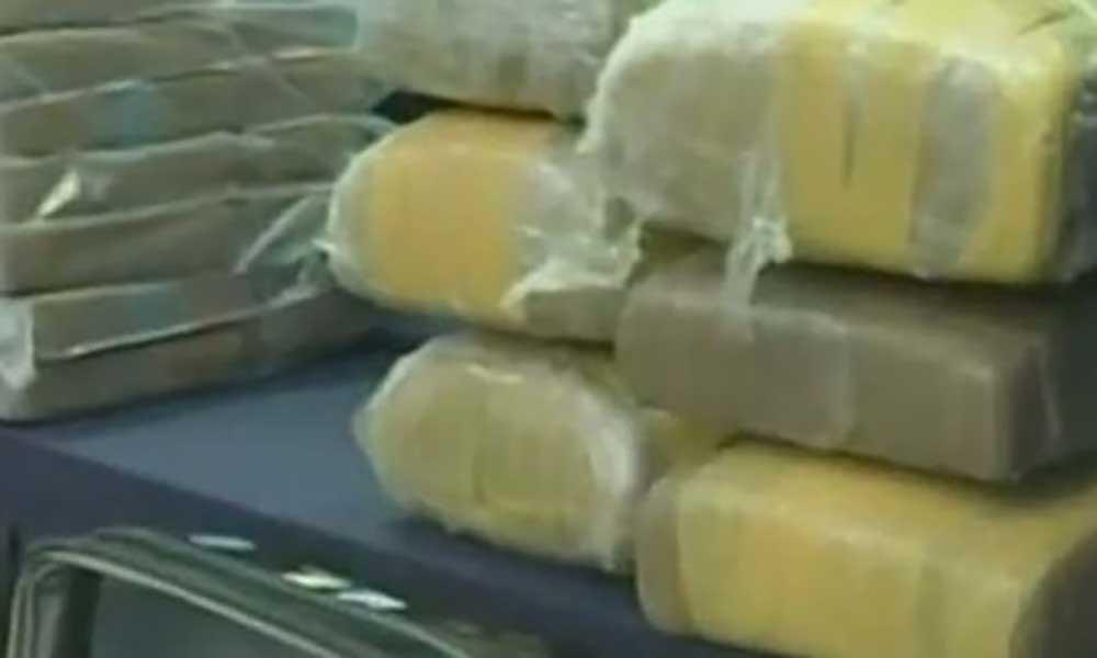 Polícia Judiciária apreende 5kg de cocaína no aeroporto de São Vicente