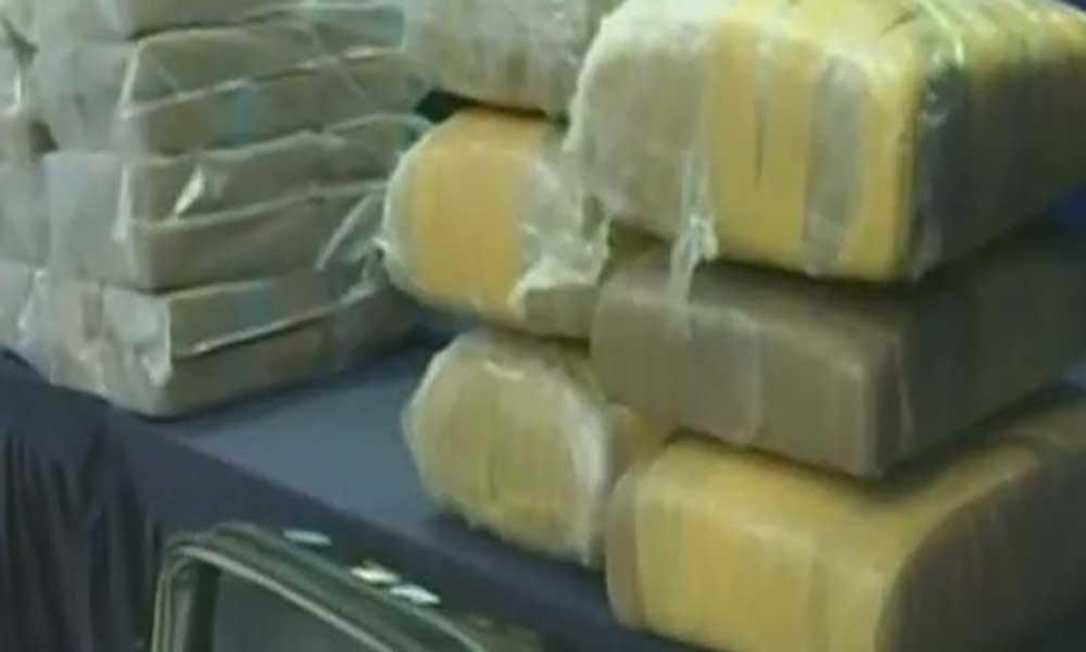 Venezuela: Caiu avião com uma tonelada de cocaína