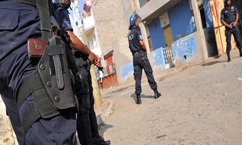Polícia Nacional fecha cerco na cidade da Praia
