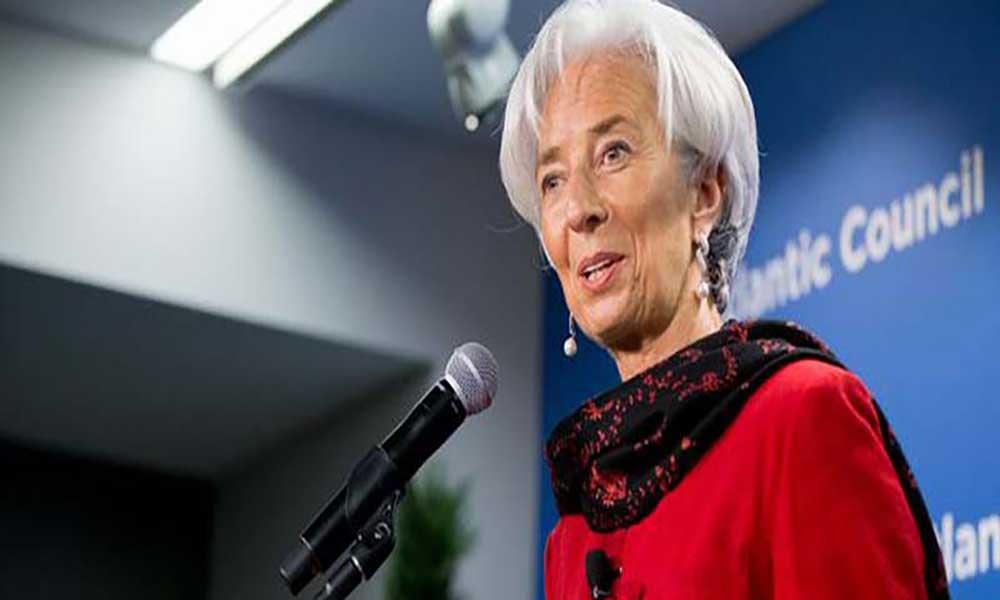 Lagarde teme que veto norte-americano sobre a China retire credibilidade ao FMI