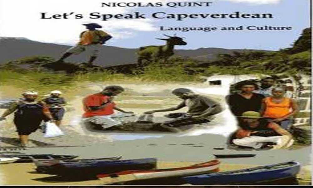 "Investigador francês lança ""Let's speak capeverdean"" na Praia"