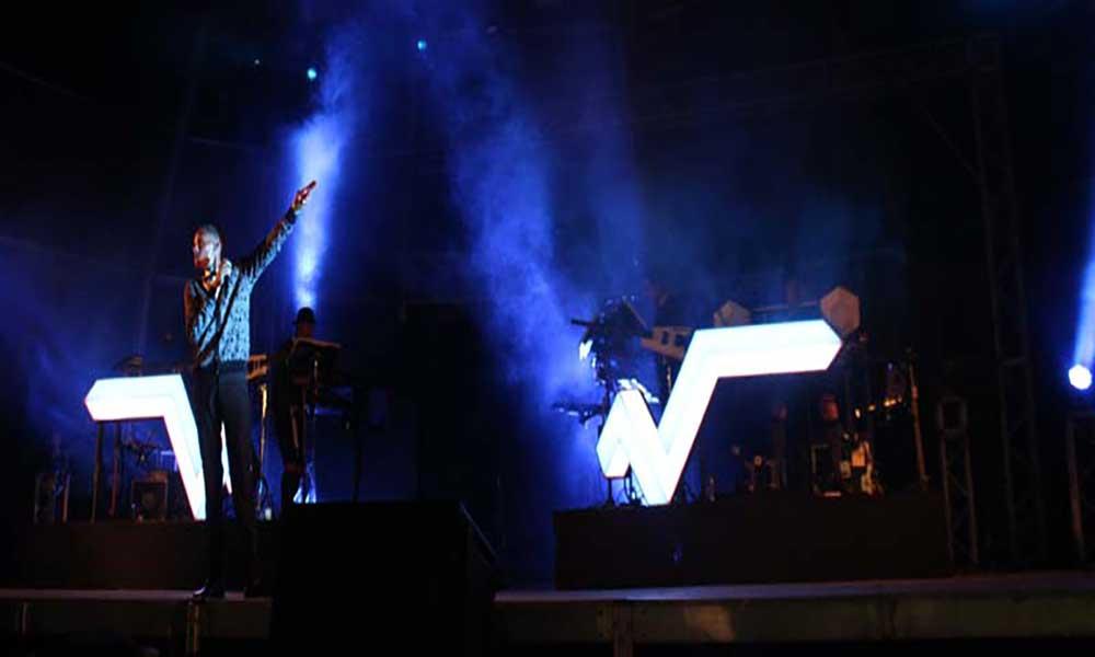 "Festival da Gamboa ""formidable"" com Stromae"