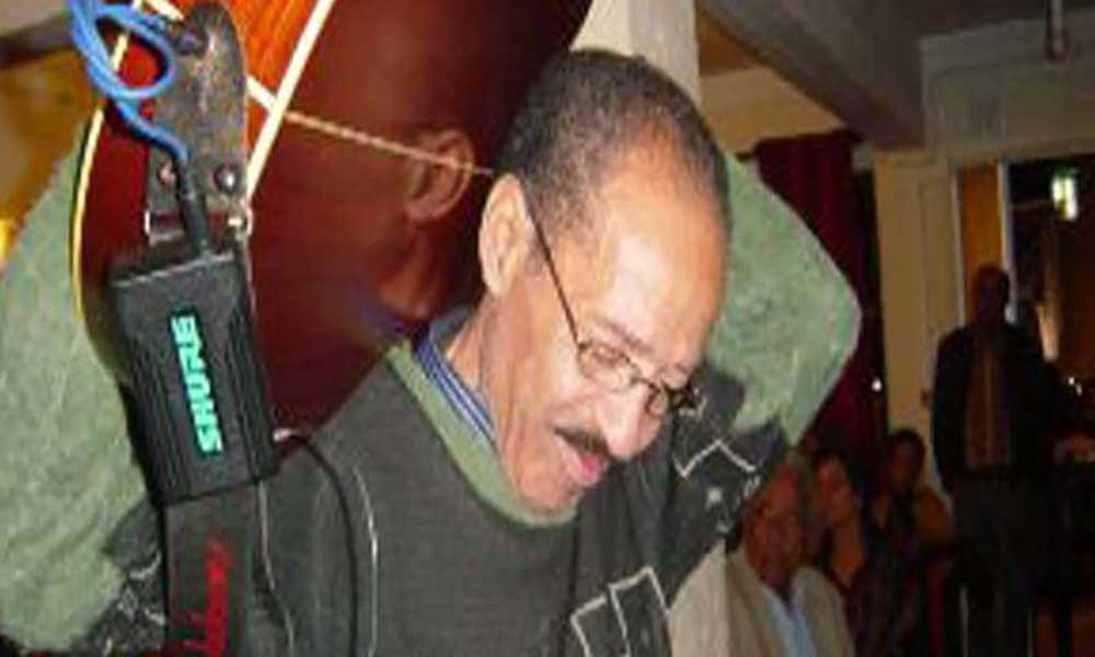 Armando Tito homenageado por artistas mindelenses