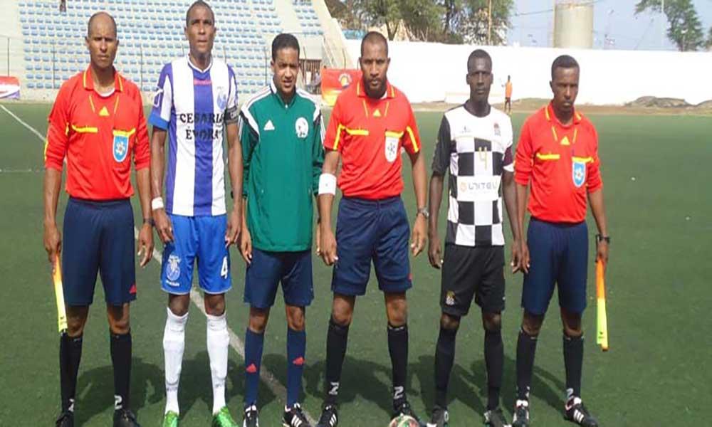 Derby e Mindelense na final do campeonato nacional de futebol