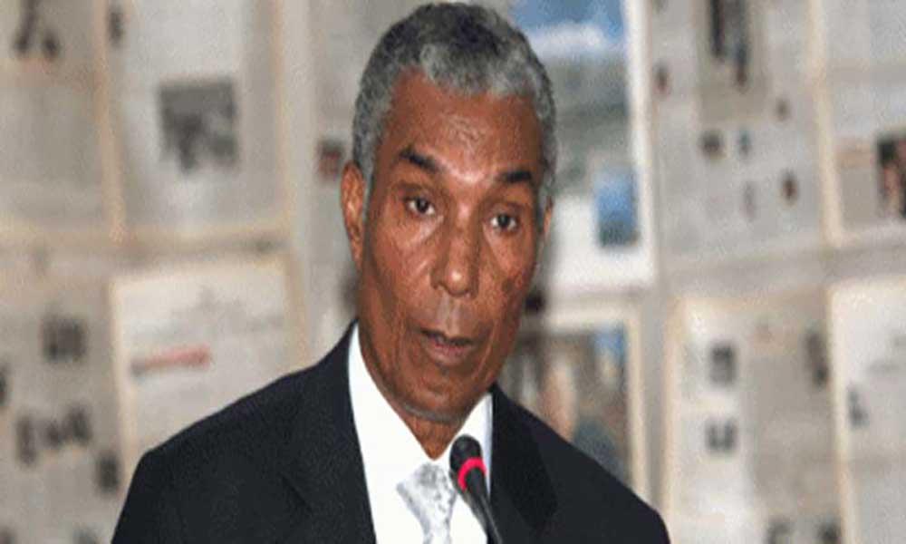 Corsino Fortes homenageado em Luanda
