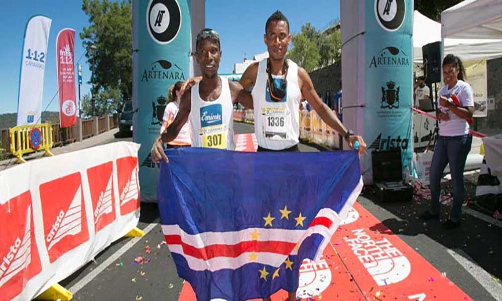 Danilson Pereira e Adilson Spencer vencem a quarta edição da Tinajo X-Race