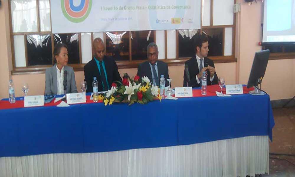 Grupo Praia tem como prioridade definir o conceito e as balizas de governação