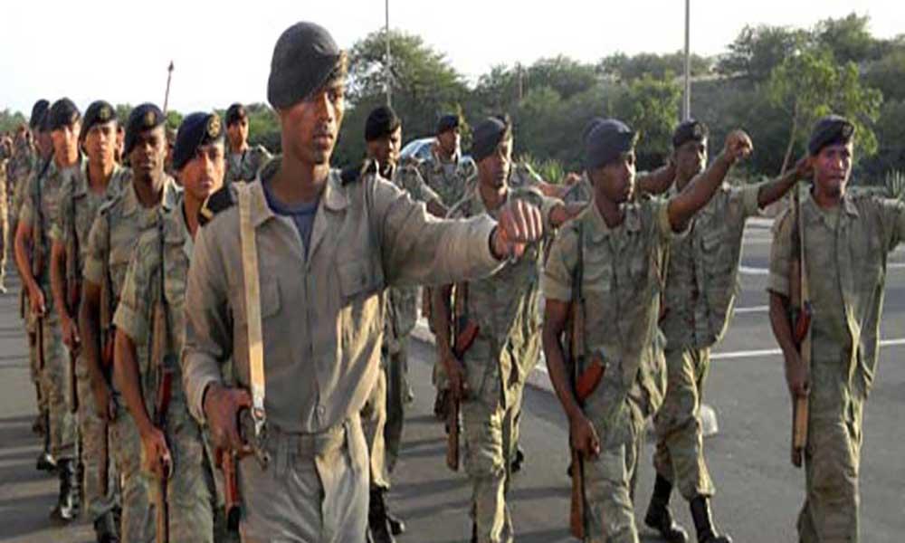 Associação Kriol-Itá entrega equipamentos desportivos às Forças Armadas