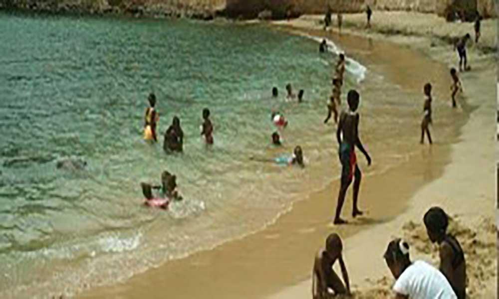 Praias do concelho do Tarrafal de Santiago vão ter vigilância todo o ano