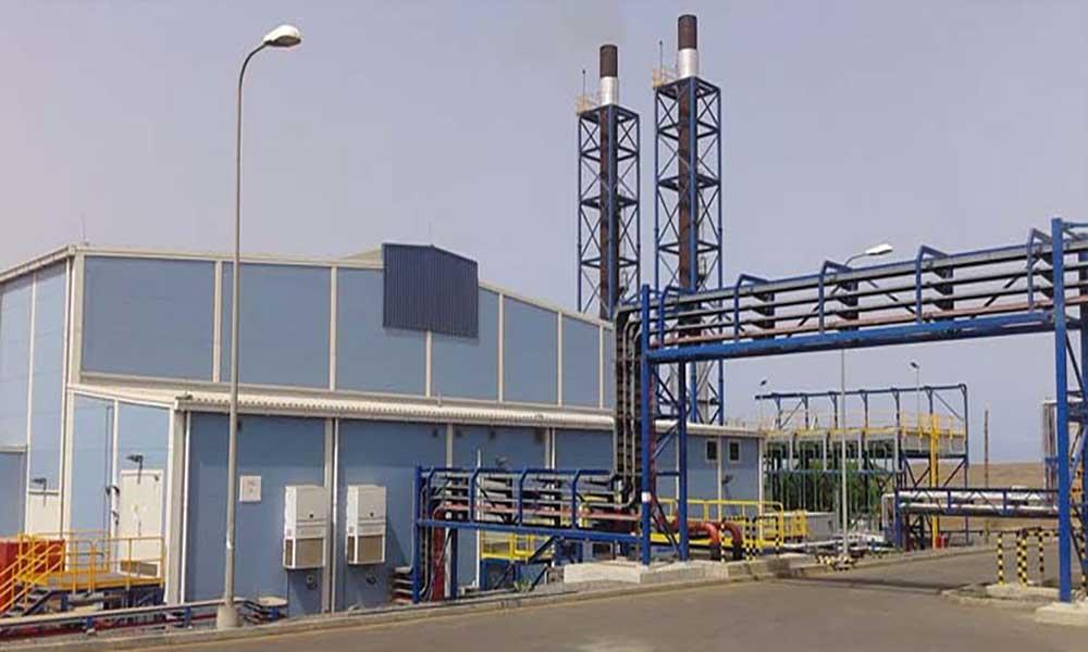 Central elétrica do Palmarejo passa a ter 71 MW de potência instalada