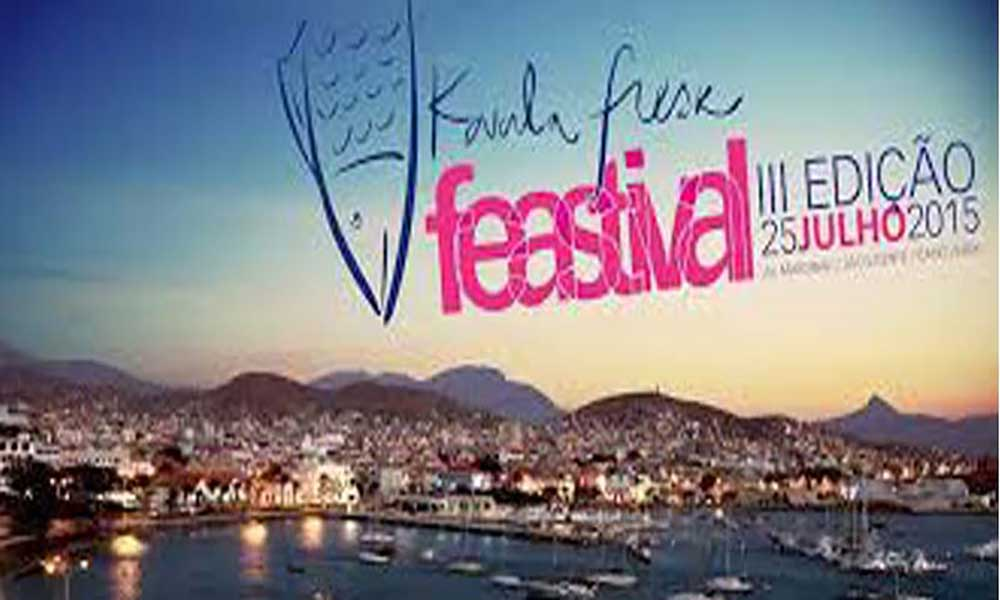 Kavala Fresk Festival invade Avenida Marginal neste sábado