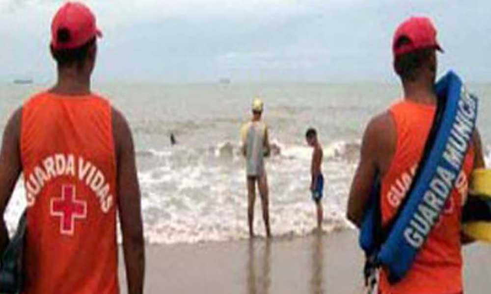 São Nicolau: Praias de Tarrafal com vigilância de nadadores-salvadores