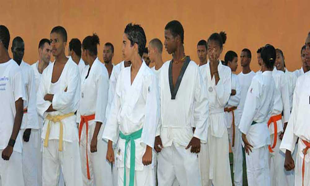 Sal acolhe competição internacional de Artes Marciais