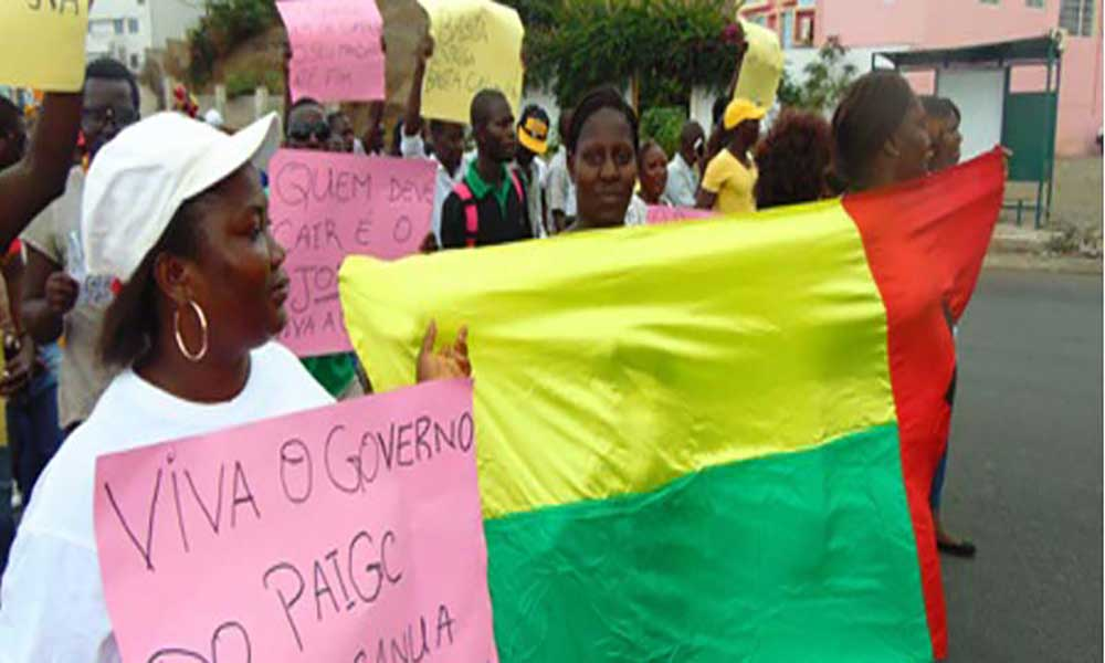 Guiné-Bissau: Ministro das Finanças lamenta greve na Função Pública