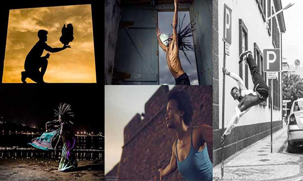 """Fotógrafos e dançarinos reúnem-se em projecto """"Korpsidadi"""""""