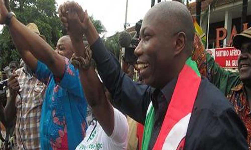 """Guiné-Bissau: PM demitido diz que """"ninguém pode parar a vontade do povo"""""""