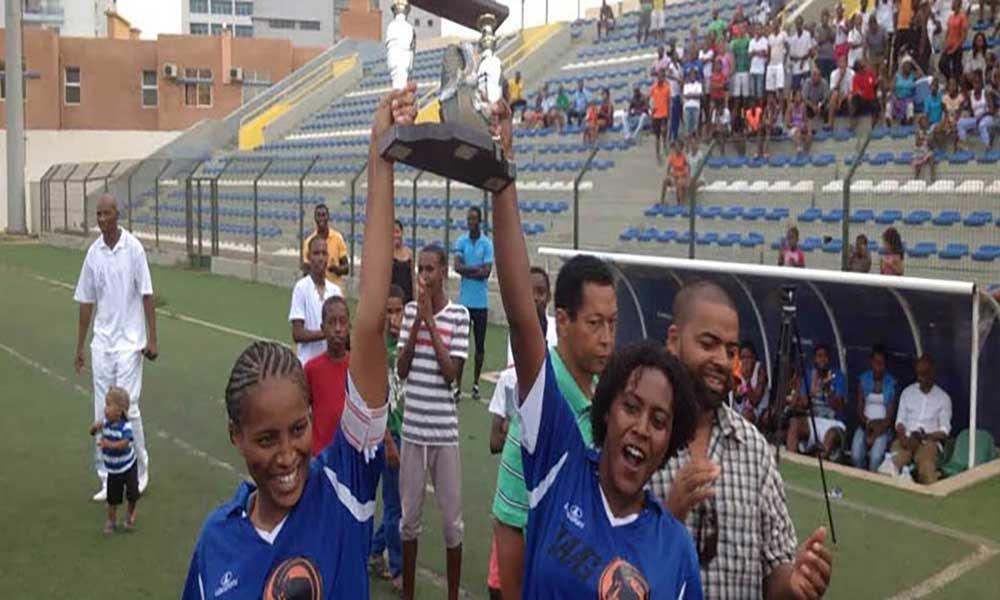 Regional de futebol feminino: Seven Stars sagra-se campeão a uma jornada do fim