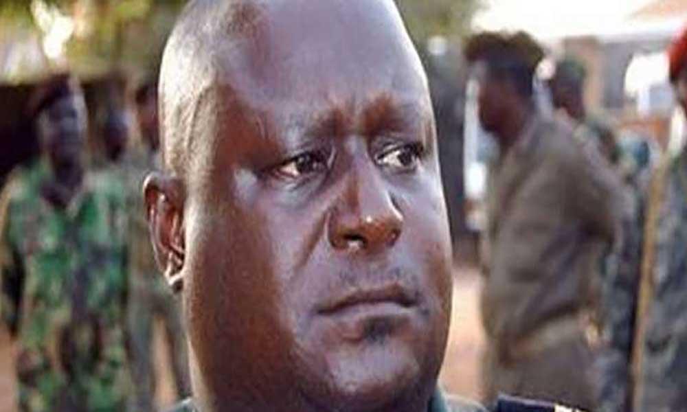 Guiné-Bissau: Ex-chefe das Forças Armadas Zamora Induta em prisão domiciliária