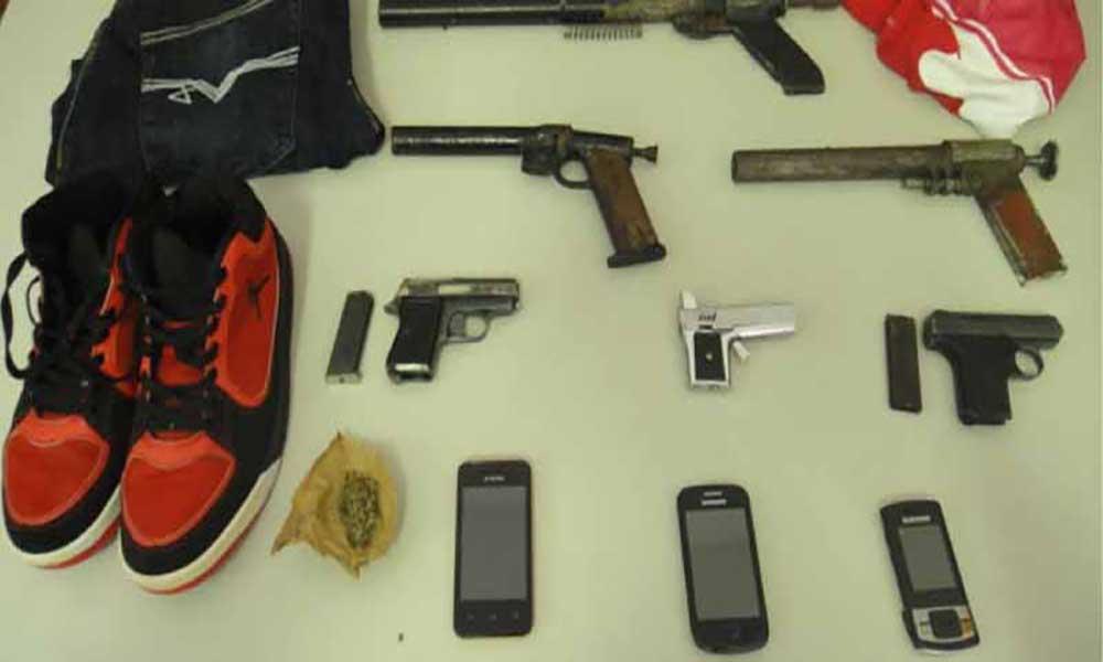 Prisão preventiva para os 6 indivíduos do grupo criminoso CV-WIDE