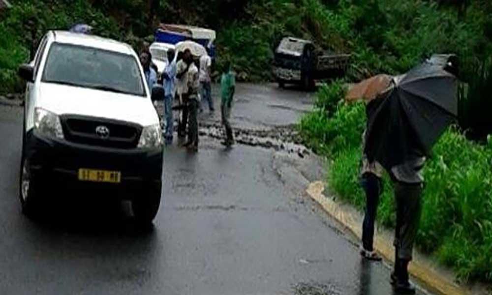 Chuvas não provocam danos relevantes em Santiago e Maio