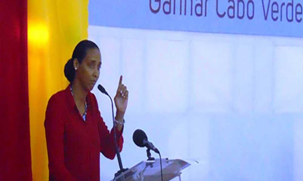 """São Vicente: Janira Hopffer Almada diz ter """"visão clara"""" para a transformação da ilha"""