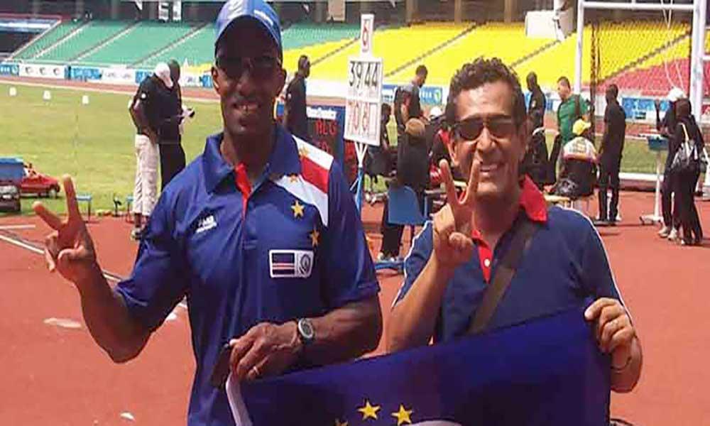 Márcio Fernandes conquista ouro nos Jogos Africanos