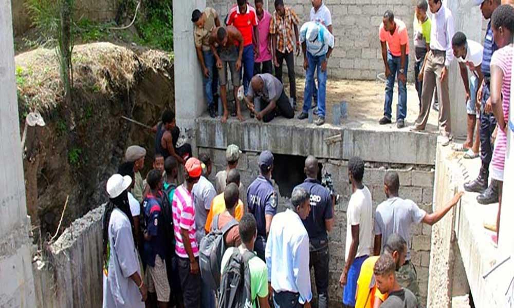 Praia: Denúncia de sequestro cria aparato junto à rotunda do homem de pedra