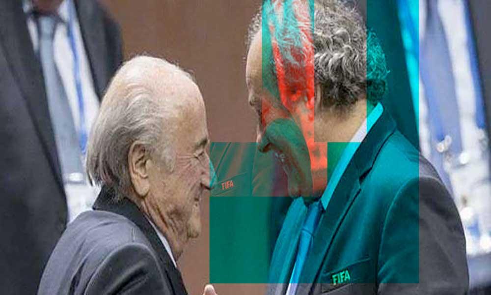 FIFA: Comité de Ética suspende Blatter e Platini