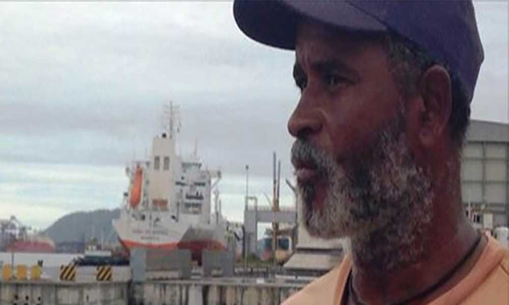 Após 54 dias de naufrágio: Pescador cabo-verdiano resgatado no Brasil