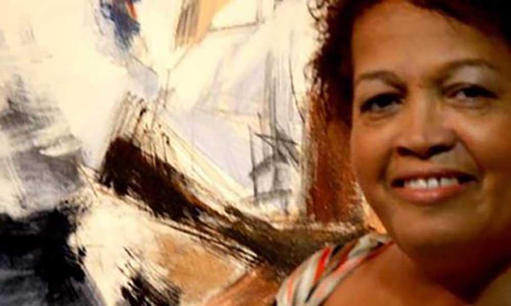 Leontina Ribeiro expõe no CCP- Praia