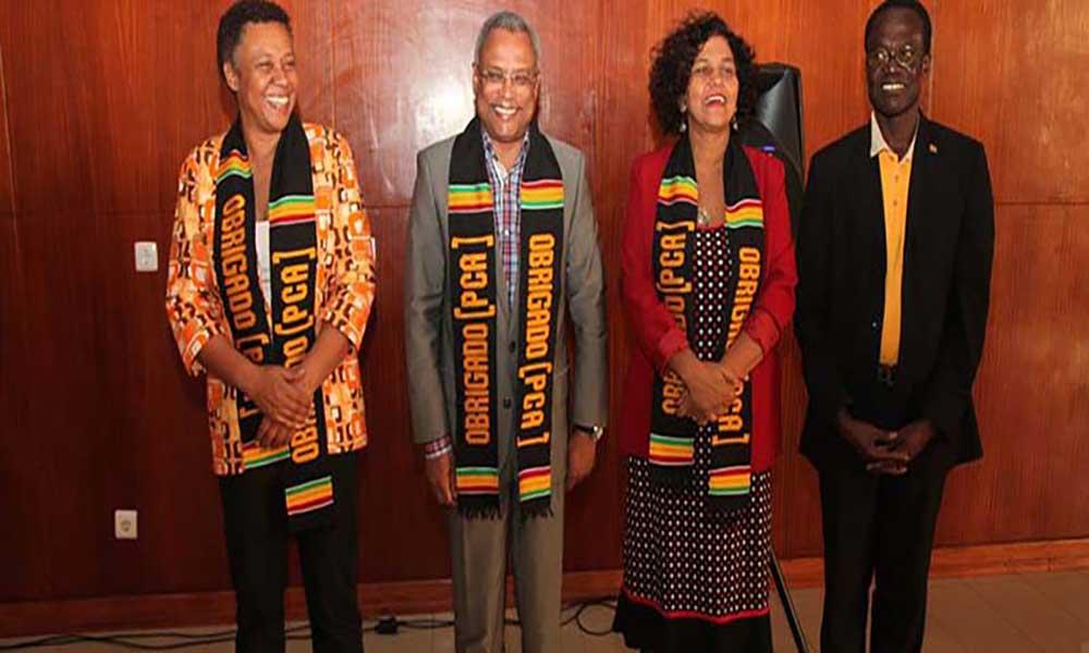 PM e membros do Governo homenageados pela Plataforma das Comunidades Imigradas