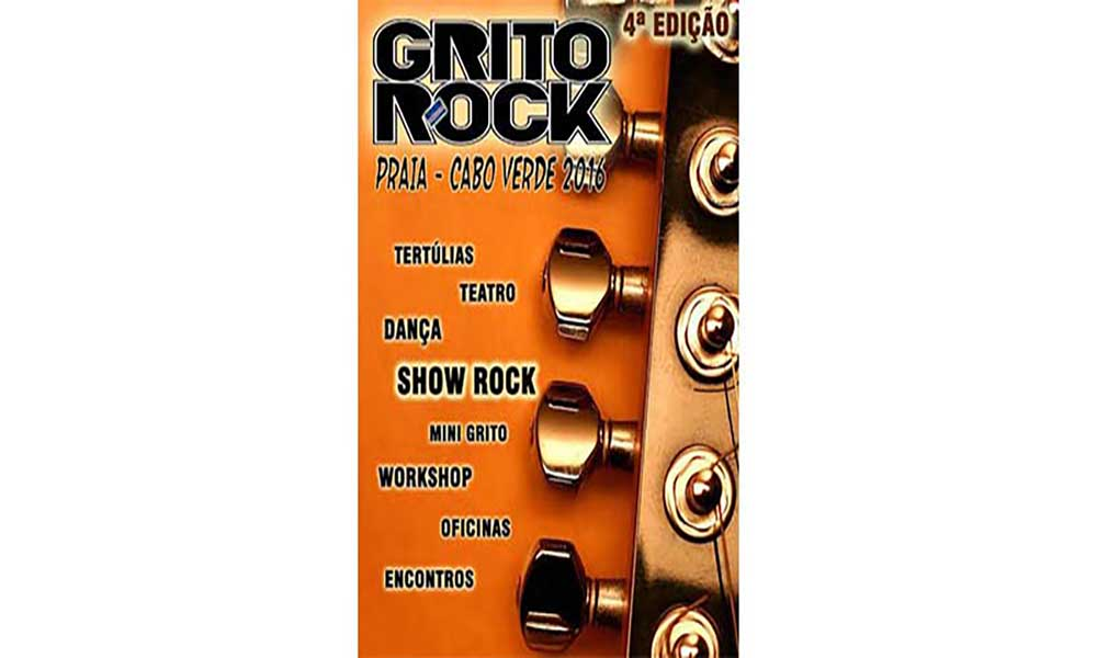 4ª edição Grito Rock Praia chega em Abril
