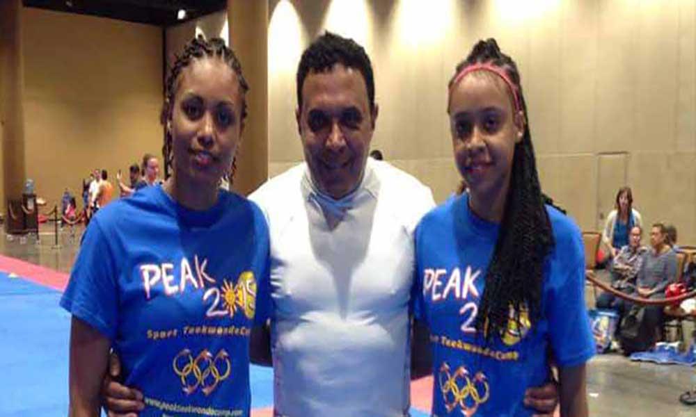 Atletas de Taekwondo procuram ajuda para RIO 2016