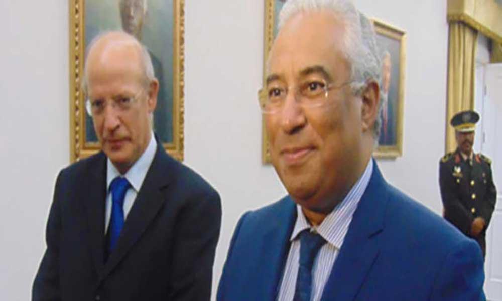 PM de Portugal promete aprofundar relações com Cabo Verde independentemente do resultado das eleições
