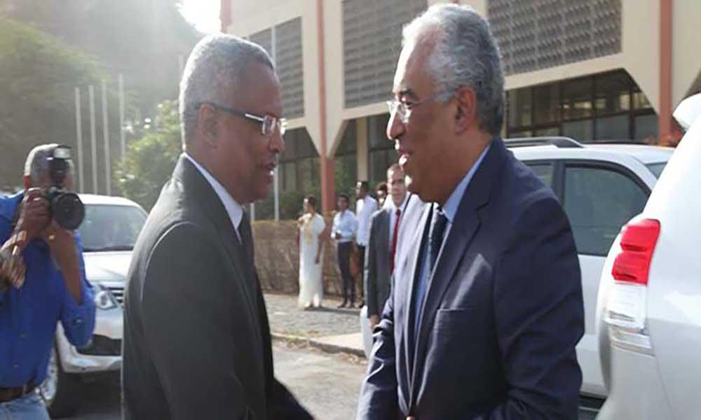 PM encontra-se com António Costa
