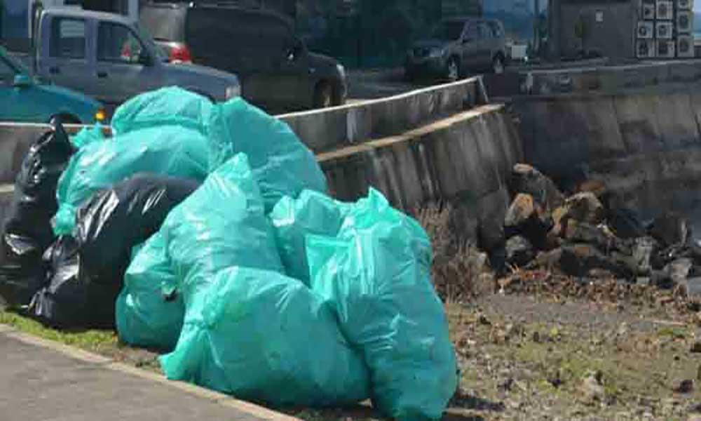 Plásticos representam quase um terço dos resíduos nas lixeiras em Cabo Verde