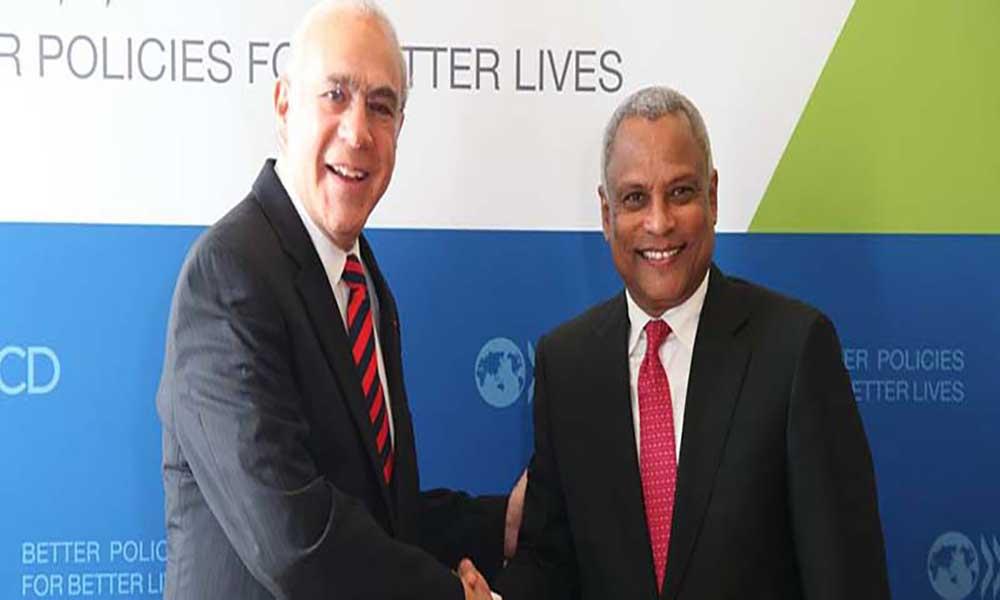Cabo Verde eleito para programas da OCDE