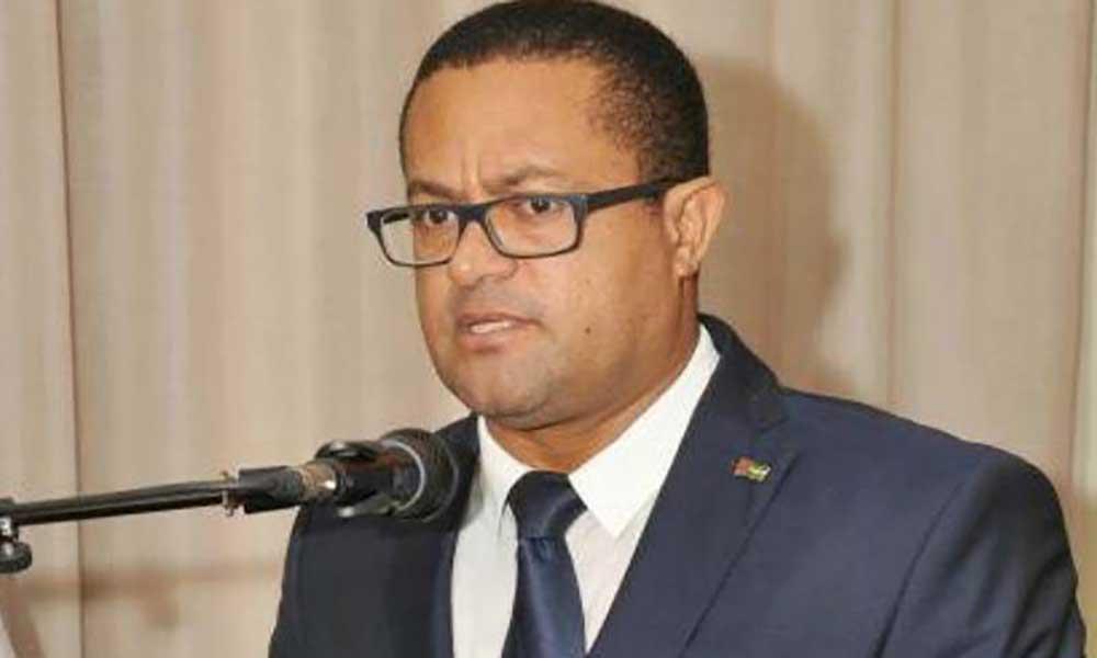 Demitiu-se ministro da Justiça e dos Direitos Humanos são-tomense