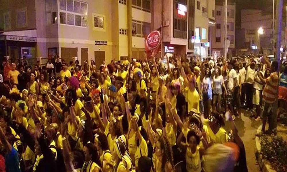 Sal: Trio Babel anima cidade de Santa Maria em mais um Carnaval de Verão
