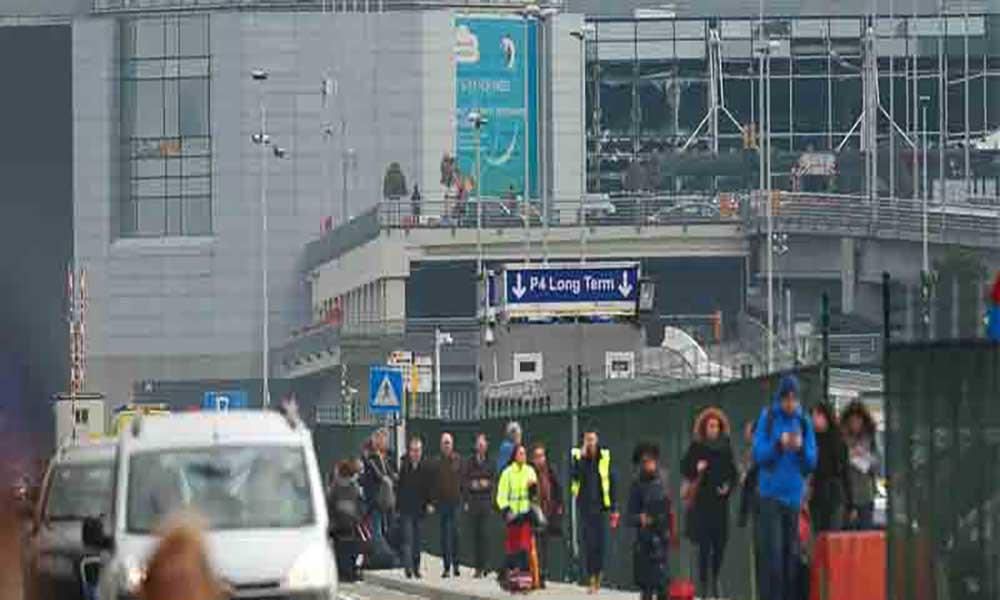 Atentados em Bruxelas eram para ter sido em França, diz a justiça belga