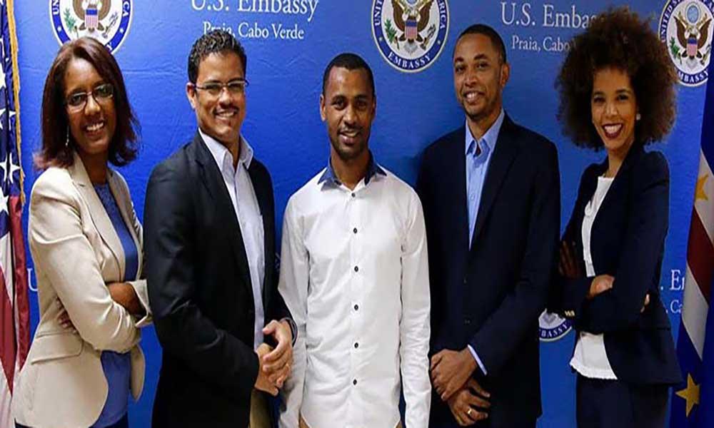 """""""Mandela Washigton Fellowship"""": Embaixada dos EUA em Cabo Verde divulga lista de bolseiros"""