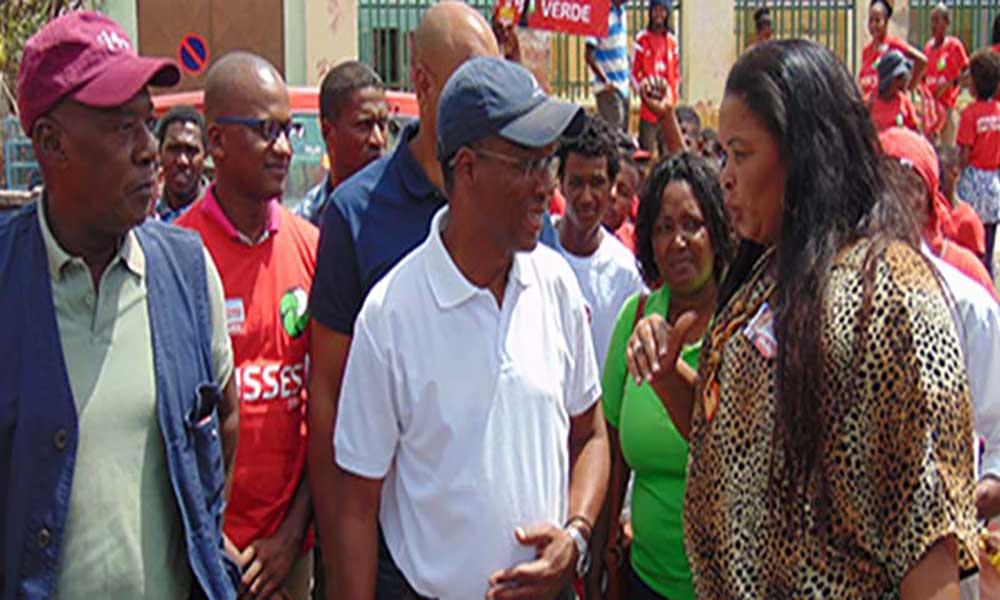 Ulisses diz que São Domingos tem potencial para o desenvolvimento