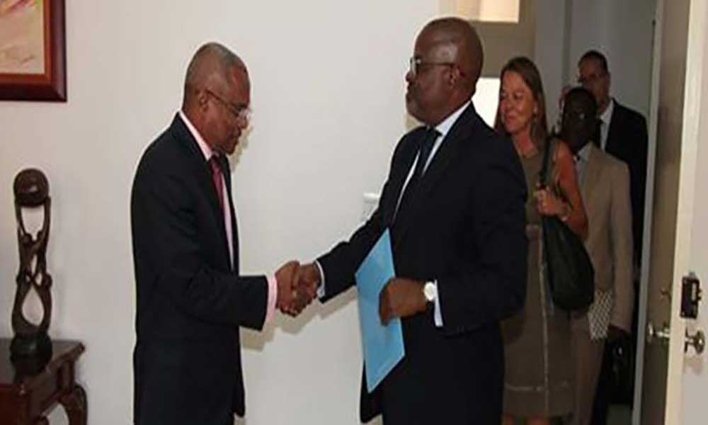 PM recebe Director Geral Adjunto da OIT